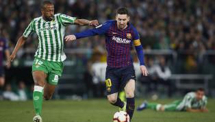 FC Barcelona tak punya waktu untuk meratapi kekalahan 0-1 dari Athletic Bilbao di Copa del Rey. Pasalnya mereka akan langsung menyambangi markas Real Betis...