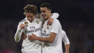 ints Real Madrid left it late to defeat Real Betis 2-1 on Sunday evening, sending them up to fourth in the La Liga table in the process. Los Blancos started...