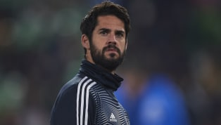 ​Real Madrid coach Santiago Solari has left Isco out of the 20-man squad for the Copa del Rey semi final second leg against Barcelona on Wednesday night,...