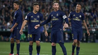 Real Madrid harus menyerah dengan skor1-2 di kandang Real Betis di Benito Villamarin pada gelaran La Liga pekan ke-27, Senin (9/3) dinihari WIB. Blunder...