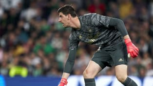 Real Madrid look to have suffered another major injury blow, as reports in Belgium suggest Thibaut Courtois is nursing a groin injury after their defeat to...
