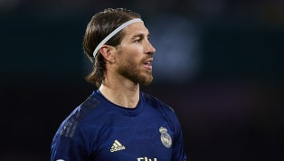 drid ​Time waits for no man - and Sergio Ramos is no exception.  The Spanish star will celebrate his 34th birthday on Monday, but his party may be spoiled by...