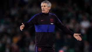 "​Barcelona manager Quique Setién had said he's preparing for his side's match against Eibar ""as if it were a final"" after moving to within one point of Real..."