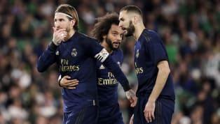 Các cổ động viênReal Madridvừa phải đón nhận hung tin nơi hàng thủ trước thềm chuyến làm khách đến sân của Man City thuộc khuôn khổ lượt về vòng 1/8 UEFA...