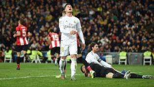 Real Madrid harus puas bermain imbang tanpa gol kala melawan Athletic Bilbao di pekan 18 La Liga di Santiago Bernabeu, Senin (23/12) dini hari WIB. El Real...