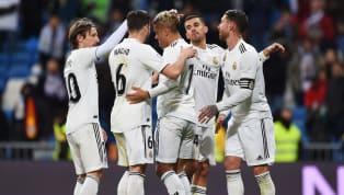 Avec Raphaël Varane et Daniel Carvajal suspendus, et malgré les absences combinées de Marcelo et Toni Kroos ménagés,c'est unReal Madridamoindri mais pas...