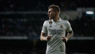 ​PSG have turned their attentions toward Real Madrid's Toni Kroos as a replacement for outcast Adrien Rabiot, who looks set to leave the French side this...