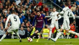 El Clasico, die vielleicht elektrisierendste Begegnung im Weltfußball, wird aufgrund derpolitischen und sozialen Unruhen in Katalonien verlegt! Eigentlich...