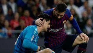 A deux jours du Clasico, le FC Barcelone s'est payé le gardien du Real Madrid Thibaut Courtois sur les réseaux sociaux. En rappelant au Belge les nombreux...