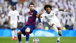 Real Madrid vừa hạ Barcelona trong trận cầu Siêu Kinh Điển rạng sáng 2/3 với hai pha lập công của Vinicius Jr và Mariano Diaz. Hai bàn thắng của Vinicius Jr...