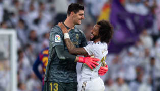 City ​Real Madrid have confirmed that goalkeeper Thibaut Courtois and left-back Marcelo have been sidelined through injury, with both now doubts to feature in...