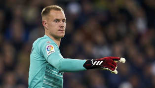 Barcelona are said to have 'no fear' that star goalkeeper Marc-André ter Stegen will sign a new four or five-year deal to extend his stay at the club,...