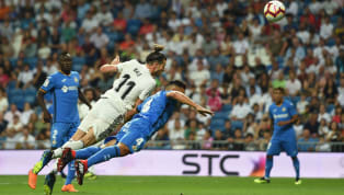 News Real Madrid are set to travel to the Coliseum Alfonso Perez on Thursday night to take on Getafe in a battle between La Liga's third and fourth placed...