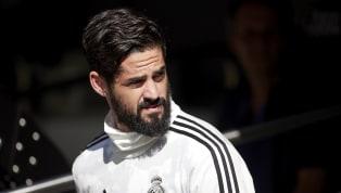 D'après les informations d'El Chiringuito, Isco songerait à quitter le Real Madrid cet hiver dans le but de disputer l'Euro 2020 avec l'Espagne l'été...