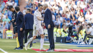 Real Madrid manager Zinedine Zidane has insisted that Gareth Bale's trip to London was purely innocuous and that the Welshman is happy to stay at the club....