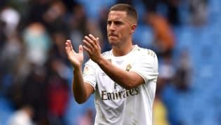 Alors qu'il faisait son grand retour au Real Madrid,Eden Hazard a aimé sa grande première au Santiago Bernabeu et s'est montré impatient d'en découdre...