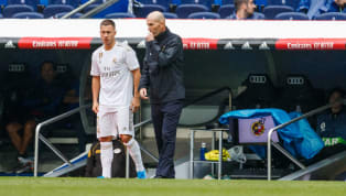​​Real Madrid's newest superstar, Eden Hazard has opened up on the joy that he has rediscovered in training under Los Blancos manager, Zinedine Zidane - using...