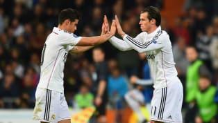 El galés y el colombiano, ubicados fuera delReal Madridpero con grandes posibilidades de seguir en la entidad merengue, no han sido llamados para los dos...