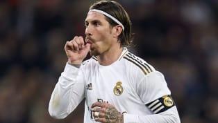 Sergio RamosundReal Madrid. Diese beiden gehören einfach zusammen. Gemeinsam gewannen sie vier Champions-League-Titel, zudem vier Meisterschaften,...