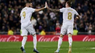 Si Vinicius Junior a eu le droit à la tête d'affiche lors du Clasico face au Barça, Karim Benzema et Toni Kroos ont été également décisifs sur le but du...