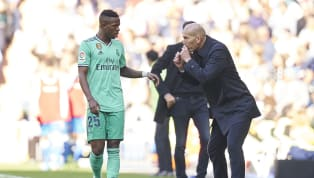 Real Madridmanager Zinedine Zidane has revealed that he is happy with the performance of Vinicius Junior against Espanyol. The Brazilian youngster was quick...