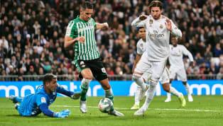 Real Madrid gagal naik ke puncak klasemen sementara La Liga 2019/20 setelah ditahan imbang oleh Real Betis di Santiago Bernabeu pada Minggu (3/11) dini hari...