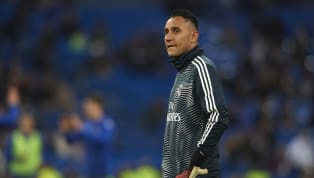 ​Real Madrid goalkeeper Keylor Navas has become the latest star to join a lengthy injury list for a struggling Los Blancos side, after the Costa Rican picked...