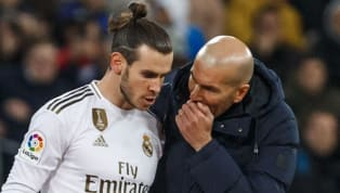 ​Zinedine Zidane has stressed Gareth Bale's absence for Sunday's La Liga clash with Real Valladolid is not ideal, but that the forward should be back next...