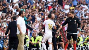 Real Madridsecara tak terduga gagal meraih kemenangan dan harus puas dengan raihan satu poin saat menjamu Real Valladolid di Santiago Bernabeu dalam...