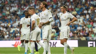 Real Madrid played host to Real Valladolid at the Santiago Bernabeu and could only manage a 1-1 draw in their second game of their La Liga campaign. The home...