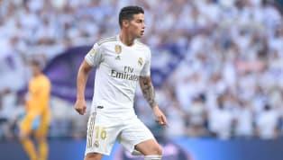 James Rodriguez sempat menjadi salah satu pemain yang masuk dalam daftar jual Real Madrid pada bursa transfer musim panas 2019. Setelah dipinjamkan ke Bayern...