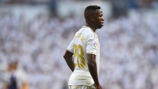 Vinicius Junior feierte unter der Woche sein Debüt für die brasilianische Nationalmannschaft. In den Medien kommt der 19-Jährige derzeit trotzdem nicht so...