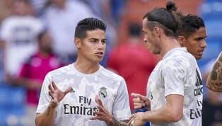 ibar ​Real Madrid manager Zinedine Zidane claims that Gareth Bale and James Rodríguez will not be available for the club's trip to Eibar on Saturday after...