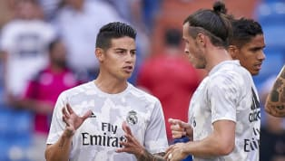 rabs Real Madrid are apparently planning to push ​Gareth Bale and James Rodríguez out the exit door in the January transfer window, with the club under...