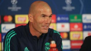 Zinedine Zidane compareció en la rueda de prensa previa al partido de LaLiga entre el Alavés y elReal Madridque se disputará mañana sábado a las 13:00 en...