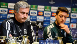 Jose Mourinho has revealed the way to get the most out of strugglingArsenalstar Mesut Ozil, claiming that neither an overly strict nor a casual approach is...