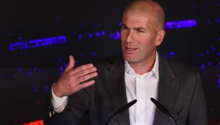 Es war die Sensationsnachricht zu Wochenbeginn:Real MadridholtZinedine Zidane als Trainer zurückins Bernabeu. Bei seiner offiziellen Vorstellungsprach...