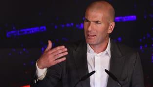 CLB Real Madrid được cho là đã duyệt chi một số tiền khủng nhằm giúpZinedine Zidane tân trang lại đội hình. Đêm qua, CĐVReal Madridhân hoan chào...