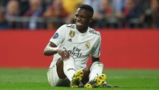 Vuelve la sonrisa delReal Madridal Santiago Bernabéu. Dos meses después de despedirse entre lágrimas del campo, Vinicius Jr regresa a los terrenos de...