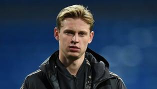 Trong ngày chia tay Ajax, bom tấn Frenkie de Jong đã có những trải lòng về thất bại cay đắng củaBarcelonatrướcLiverpool. Barca được xem là ƯCV hàng đầu...
