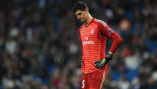 ​Real Madrid goalkeeper Thibaut Courtois is targeting a better second season at the club, while admitting that the pressure of playing at the Santiago...