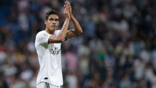 Real Madrid Defender Raphael Varane Set for Month Out Injured With Adductor Problem