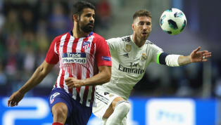 Picking a Combined XI of Real Madrid & Atletico Madrid Players Ahead of Saturday's La Liga Clash