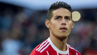"""CĐV Real Madrid đón tin """"sét đánh"""" về James Rodriguez"""