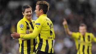 Pasangan Robert Lewandowski dan Mario Gotze di lini depan sempat diandalkan oleh Borussia Dortmund pada 2010 hingga 2013. Keduanya terlibat ketika tim yang...