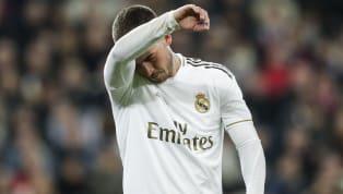 """Réaliste,Eden Hazarddécrit sa première saison auReal Madridcomme """"bien pourrie"""". Il est vrai qu'à tous les niveaux, le Belge n'a pas su briller pour ses..."""