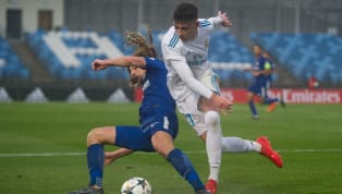 ​You would be forgiven for perhaps not having heard of Real Madrid youngster Cesar Gelabert, but he is very highly regarded at the club.  The 19-year-old is...