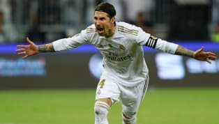 ​Real Madrid captain Sergio Ramos has admitted that he wanted to try a Panenka penalty in the Super Cup final victory over Atlético Madrid, but he didn't...