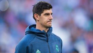 Real Madrid, melalui laman resmi klub, memberikan pernyataan resmi setelah Thibaut Courtois digantikan dengan Alphonse Areola di laga melawan Club Brugge di...