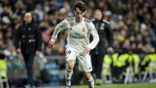 """Álvaro Odriozola reconoció después del partidoque la derrota frente al Girona es """"un frenazo"""" que complica la Liga, y también quiso aprovechar la ocasión..."""